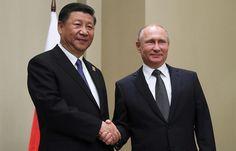 Путин: визит Си Цзиньпина в Москву станет значимым событием в отношениях РФ и КНР   Политика   8 июня, 16:05 UTC+3   Подробнее на ТАСС:   http://tass.ru/politika/4324121