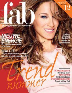 Fab cover 12 met Sarah Jessica Parker