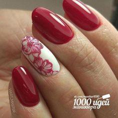 Diy Nail Designs, Nail Designs Spring, Fabulous Nails, Perfect Nails, Nagel Stamping, Nagel Hacks, Nagellack Design, Nail Decorations, Flower Nails