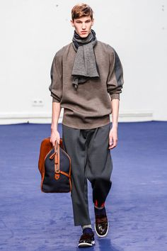 Kolor Fall 2013 Menswear Collection