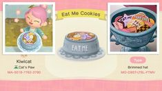 Disney Codes, Alice In Wonderland Hat, Disney Designs, Lattice Design, Animal Crossing Game, Island Design, Animals Of The World, Alien Logo, Food Design