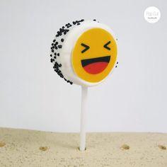 Cake Pops Facebook Emotion Smiley Cake Pops, Smiley, Facebook, Diy, Cake Pop, Emoticon, Do It Yourself, Bricolage, Cakepops