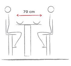 Barek domowy - Jak ustawić stół i stołki barowe? - domplusdom.pl
