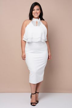 Plus Size - Dresses | Trendy Affordable Fashion | GS-LOVE