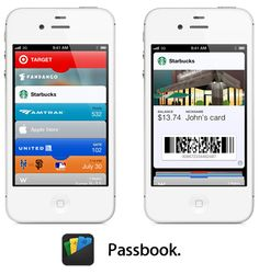 New Apple Passbook the perfect mobile wallet #Mobile #Payments