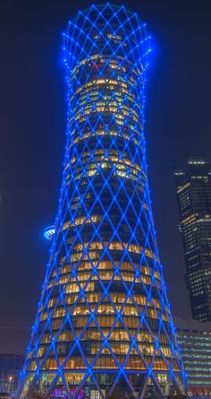 Tornado Tower, Doha