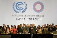 Un Mundo en Paz: Cumbre del clima: un débil acuerdo en Lima reflotó...