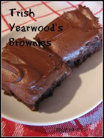 cookin' up north: Trish Yearwood's Brownies