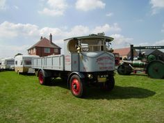 1928 Sentinel Steam lorry