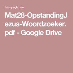 Mat28-OpstandingJezus-Woordzoeker.pdf - Google Drive