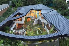 Architects IROJE KHM revived the traditional language of South Korean architecture in this stunning GaOnJai Home.