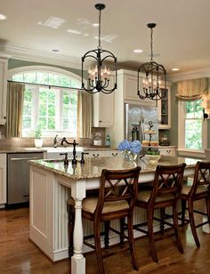 Curtains ideas for the kitchen