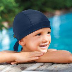 Sun Smarties Boy's Swim Hat