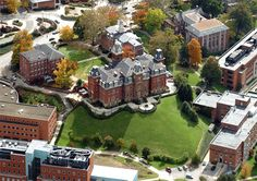 West Virginia University Campus | Campus of West Virginia University (photo courtesy of Visual ...