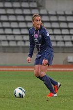 Kheira Hamraoui – Olympique Lyon
