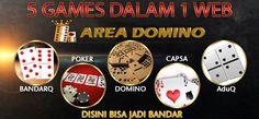 AREADOMINO.COM BANDAR KIU ONLINE TERPERCAYA SERTA AGEN POKER ONLINE TERBAIK DI INDONESIA