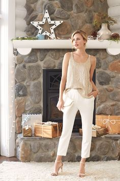 Warm-toned ladies, this sophisticated friend of yellow-gold leans in your favor. Much like fawn & beige neutrals, champagne-colored garments often clash with cool undertones. But champagne looks radiant on warm-toned fair, olive or deep skin.