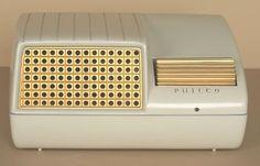 Vintage repair bendix radio king