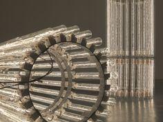 Column (Assemblages) VIII - Cerith Wyn Evans - 2010 Cerith Wyn Evans at Serpentine Sackler Gallery, London