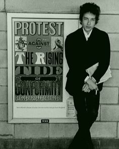 Protest Against The Rising Tide of Conformity
