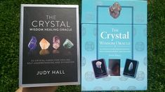 Crystal Wisdom Healing Oracle Deck Review  Find out about the Crystal Wisdom Healing Oracle deck by Judy Hall (release date June 2016) and how it is different from her previous oracle deck, Crystal Wisdom Healing (released November 2013).  See additional photos and information at: http://www.crystalguidance.com/decks/crystalwisdomhealingoracle.html