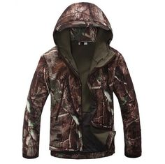 Tactical Jacket Soft Shell TAD V 5.0 Waterproof - Windproof