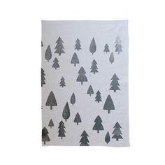 sleeping woods : tea towel ++ satsuki shibuya