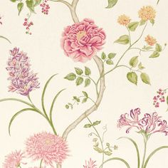 Sanderson - Traditional to contemporary, high quality designer fabrics and wallpapers | Products | British/UK Fabric and Wallpapers | Summer...