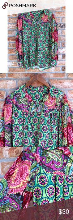 I just added this listing on Poshmark: Vintage 1970s psychedelic paisley blouse. #shopmycloset #poshmark #fashion #shopping #style #forsale #Vintage #Tops