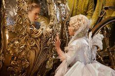 Helena Bonham Carter -The Fairy Godmother - Cinderella 2015 - Lily James - Ella Cinderella 2015, Cinderella Pictures, Cinderella Live Action, Cinderella Movie, Download Cinderella, Cinderella Carriage, Cinderella Wedding, Helena Bonham Carter, Helena Carter