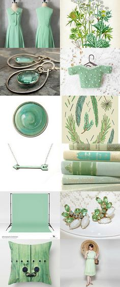 Hemlock Green by CindyR on Etsy --Pinned with TreasuryPin.com