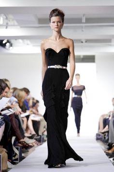Oscar de La Renta Spring Summer Ready To Wear 2013 New York