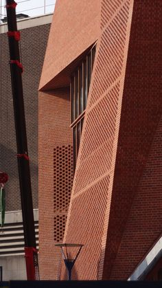 O'Donnell + Tuomey Architects Architectural Association, O Donnell, Brickwork, Geometry, Architecture, Building, Arquitetura, Buildings, Brick Walls