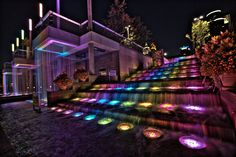 "Fountains at The Banks - ""Taste the Rainbow"" by Mandrew O"