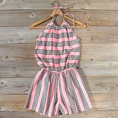 Braided Gypsy Romper: Alternate View #1