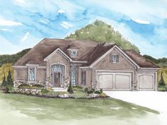 Kansas City Home Builder Floorplans New Homes Johnson County