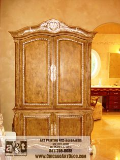 Turn An Ordinary Piece Of Furniture Into A Conversation Piece Chicago Art Deco  C B Restored Antique Furniture Chicago
