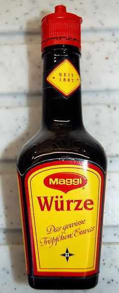 ♥  Makes great salad dresssing.  Mix with oil and vinegar.