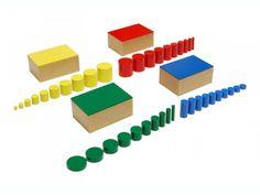 #Les cylindres de couleur - Ecole de W@rlaing