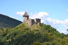 Šomoška Castle. Slovakia