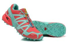 http://www.japanjordan.com/ホット販売-salomon-speedcross-3-cs-womens-coral-turquoise.html ホット販売 SALOMON SPEEDCROSS 3 CS WOMENS CORAL TURQUOISE Only ¥7,598 , Free Shipping!