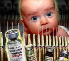 Menselijk DNA in vaccins mogelijk oorzaak autisme..!  Human DNA in vaccins possibly cause of autism!