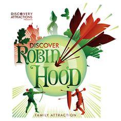Discover Robin Hood - Nottinghamshire England - Sherwood Forest