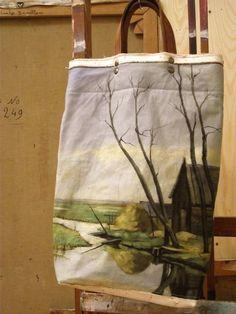 Image of Friesland Farm Bag (free shipping)
