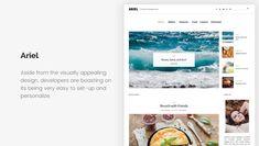 15+ Free Minimalist WordPress Themes and Templates for Blogs of 2020 Blogger Templates, Templates Free, Minimalist Wordpress Themes, Blogger Themes, Wordpress Free, Designers, Community, Free Stencils
