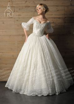 if there was a way to make this have a higher neckline and less wide at the sholders- i would love this dress very princessy