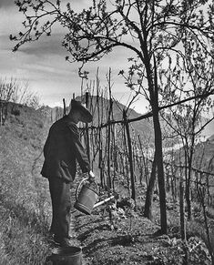 Hermann Hesse  Gardenwork  © Fondazione Hermann Hesse Montagnola