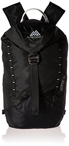 Gregory Mountain Products Verte 15 Backpack Basalt Black One Size * To view further for this item, visit the image link.