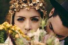 #amorsalvaje by A&Y  tocado/hairdressing Le Touquet http://tocadosletouquet.blogspot.com.es  maquillaje y peluquería/ make up&hairdressing Bajobé www.bajobe.com modelos/models Marina Fernández & Sergio Guijarro
