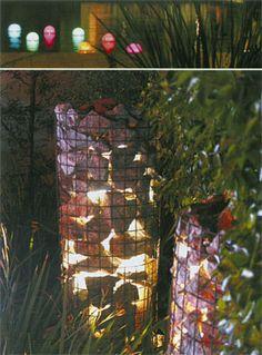 Gabion Lights